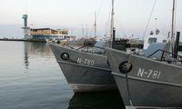 V. Sinkevičius nuogąstauja, kad žvejybos draudimai Kuršių mariose neduos rezultatų