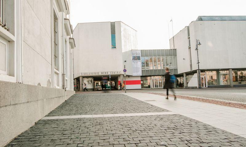Šiuolaikinio meno centre Vilniuje atidaroma 14-oji Baltijos trienalė. Rengėjų nuotr.