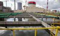 EK: Astravo AE pradeda pramoninę gamybą neįvykdžiusisaugos rekomendacijų