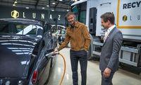 Klasikinius automobilius elektrifikuojančiam startuoliui – D. Beckhamo investicija
