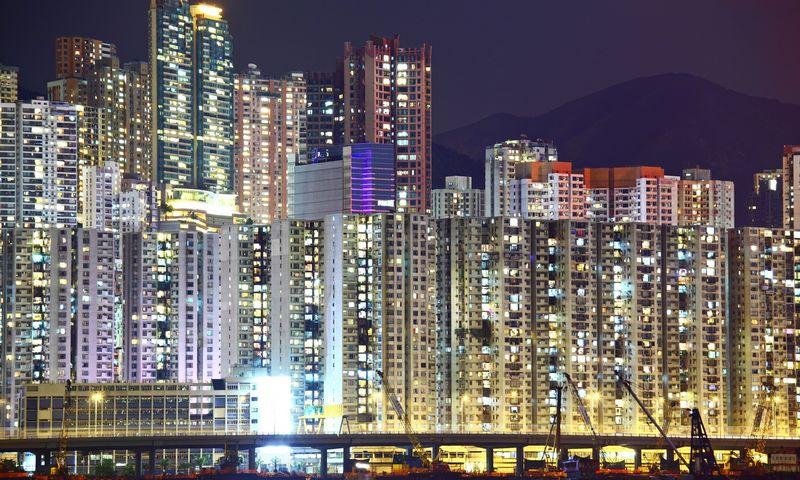 "Honkongas. ""Scanpix"" nuotr."