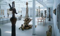 Palanga mini skulptoriaus A. Mončio šimtmetį