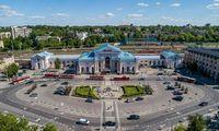 Vilniaus geležinkelio stoties pertvarkai pasiūlytos 33 idėjos