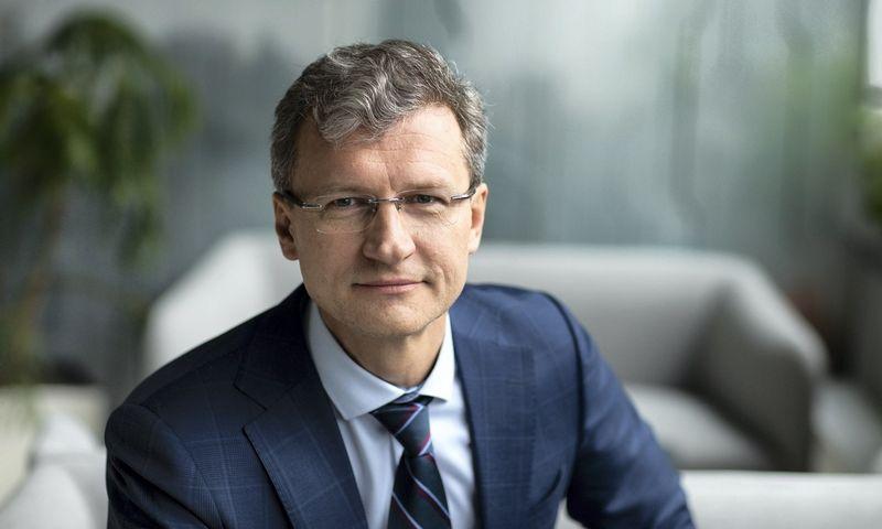 """Gytis Umantas, kritinės IT infrastruktūros paslaugas teikiančios """"Novian Technologies"""" generalinis direktorius."""