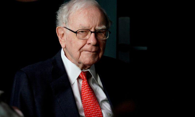 """Warrenas Buffettas. Ricko Wilkingo (""""Reuters"""" / """"Scanpix"""") nuotr."""