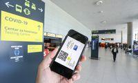 ES skaitmeninį COVID pažymėjimą jau turi daugiau kaip milijonas europiečių
