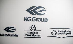 """""""KG Group"""" pelną augino 191%, turi gerų žinių """"Linui Agro"""""""
