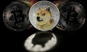 """Revolut"" klientams leido pažaisti su ""Dogecoin"""