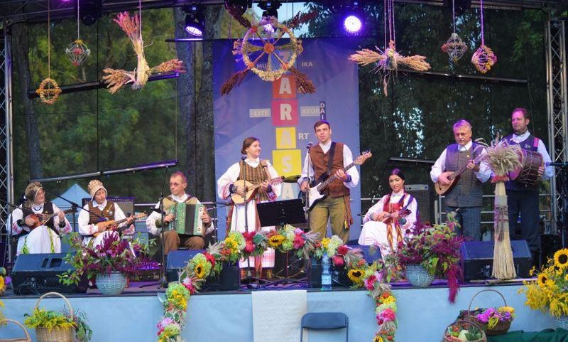 Zarasų rajono savivaldybės kultūros centro / Kultūros ministerijos nuotr.
