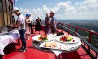 Papietauti – į aukščiausią lauko kavinę Lietuvoje
