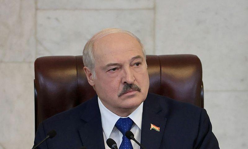 Aliaksandras Lukašenka. Reuters/Scanpix nuotr.