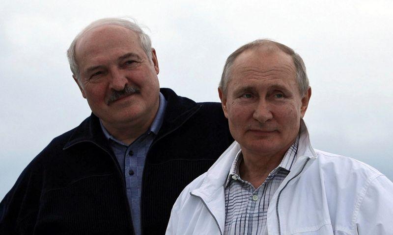 """Sergejaus Iljino (""""Sputnik""""/""""Reuters""""/""""Scanpix"""") nuotr."""