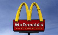 """Nutekinta dalis """"McDonald's"""" užsienio klientų duomenų"""