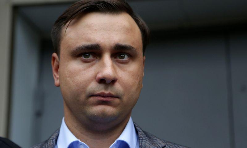 "Ivanas Ždanovas. Jevgenijaus Sofiychuko (TASS/""Scanpix"") nuotr."