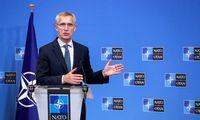 NATO lyderiaiskirs dėmesio ir padėčiai Baltarusijoje