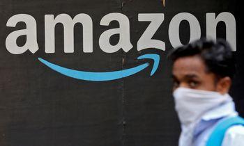 """""""Amazon"""" darbuotojai2 dienas per savaitę galės dirbti iš namų"""