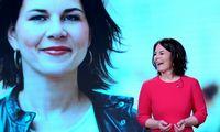 A. Baerbock patvirtinta Vokietijos Žaliųjų partijos kandidate į kanclerius