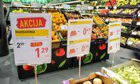 """""""Horeca sprendimai"""" 2020 m. iš parduotuvių surinko 10% daugiau maisto atliekų"""