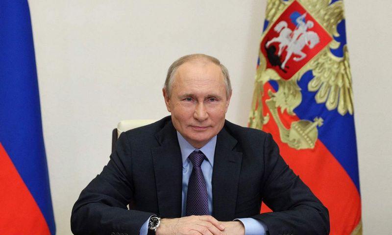 "Sergei Ilyin (AFP / ""Scanpix"") nuotr."