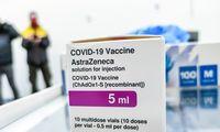 """Europos vaistų agentūra prakalbo apie """"AstraZeneca"""" vakcinos atsisakymą"""