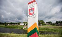 Pasienyje su Baltarusija sulaikyti dar 58 migrantai