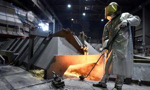 """Į """"Liepajas metalurgs"""" priviliojo eksportuojamas iš Baltijos šalių metalo laužas"""