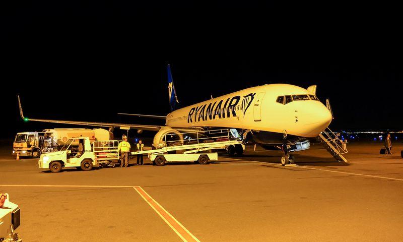 """Sankcijos Baltarusijai siejamos su gegužės 23 d. Minske priverstinai nutupdytu """"Ryanair"""" lėktuvu ir jo dviejų keleivių areštu. Vladimiro Ivanovo (VŽ) nuotr."""