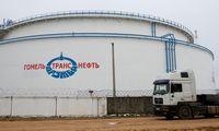 Baltarusija atnaujino naftos tiekimą į Lenkiją