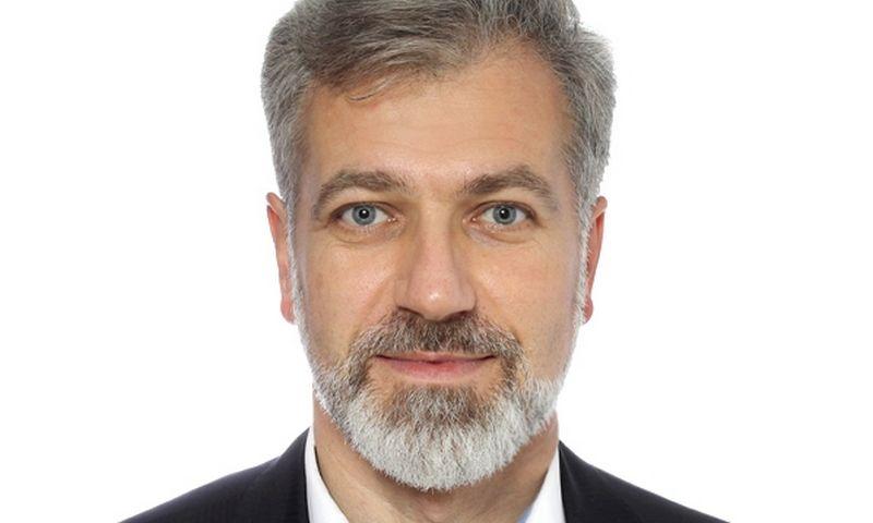 Arūnas Cijūnaitis, Skaitmeninės darbotvarkės departamento direktorius. Įmonės nuotr.