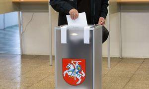 Referendumai kurį laiką Lietuvoje vykti negalės