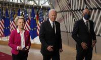 """Po 17 metų JAV ir ES skelbia paliaubas """"Airbus"""" ir """"Boeing"""" ginče"""