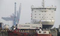 Statistika: auga ir eksportuotų, ir importuotų prekių kainos