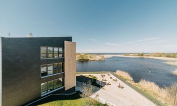 """""""Realco"""": atostogų būstas pajūryje tampa nuotolinio darbo vieta"""