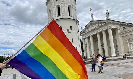 """LGBT palaikymas: svarbu nuoseklumas, o ne vienadienė """"šlovė"""""""