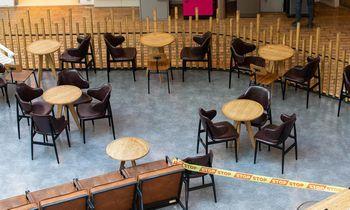 Verslas: galimybių pasasmus žlugdo, metas atidaryti restoranų sales visiems