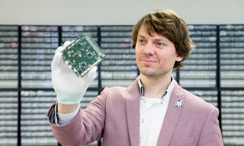 """NanoAvionics"" žengia į aukštesnę lygą"