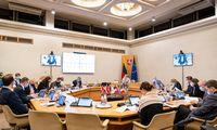 Vyriausybė siūlo gerinti finansavimo šaltinių prieinamumą verslui