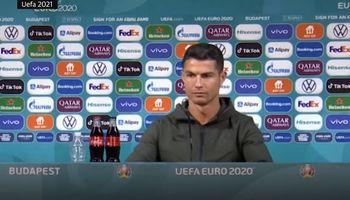 """Vienas C. Ronaldogestas nuo """"Coca-Cola"""" rinkos vertės nubraukė milijardus"""