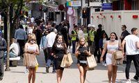 Infliacija Jungtinėje Karalystėje šoktelėjo aukščiau centrinio banko tikslo