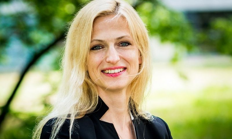 Investicijų valdymo tarnybos direktorė Agnė Vaitkūnienė, LVPA nuotr.