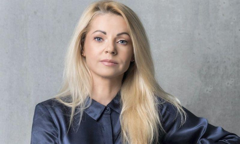 """Lina Stasiulevičienė, AB """"Kelių priežiūra"""" Personalo ir administravimo departamento direktorė."""