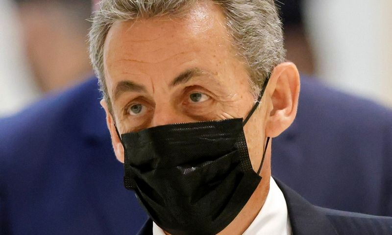 Buvęs Prancūzijos prezidentas Nicolas Sarkozy. Vladimiro Ivanovo (VŽ) nuotr.