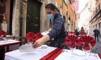 """""""Bloomberg"""": Italijos ekonomikos augimas šiais metais pralenks dabartines prognozes"""