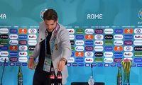 """""""Coca-Cola"""" gali apkarsti """"Euro 2020"""" čempionatas: sulaukė dar vieno akibrokšto"""