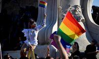 Europos Komisija tirs Vengrijos įstatymą dėl LGBTQ informacijos kontrolės