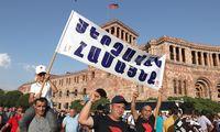 Jerevano gatvėse – 20.000 opozicijos šalininkų