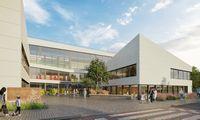 Naujam Tarptautinės Amerikos mokyklos pastatui – 7 mln. Eur