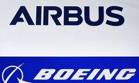 """JK ir JAV taip pat susitarė dėl paliaubų ginče dėl """"Airbus"""" ir """"Boeing"""""""