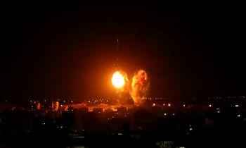Izraelis vėl smogė Gazos Ruožui