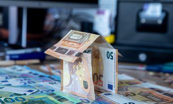 Ar dviženklis būsto kainų kadrilis gali pašokdinti infliaciją į seniai regėtas aukštumas